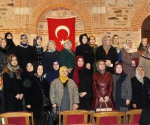 Bursa'da 28 Şubat mağduru kadınlar Afrin'e gitmek için dilekçe verdi