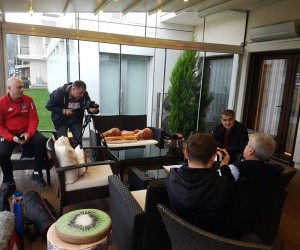 Şenol Güneş sporseverleri Trabzon'da maratona davet etti