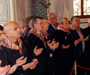 Yörük Türkmenleri MHP il yönetimini ağırladı