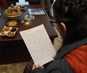 Asker kızından Mehmetçiğe duygu yüklü mektup