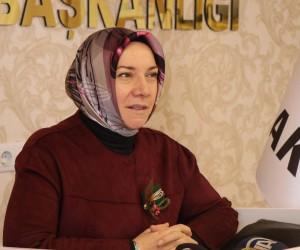 AK Parti Kayseri Milletvekili Hülya Nergis Atçı:
