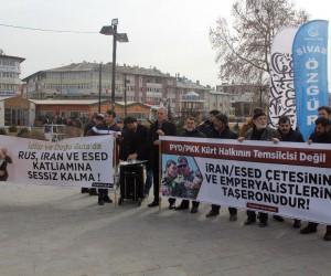 Özgür-Der'den Zeytin Dalı Harekatı'na destek