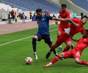 TFF 2. Lig: Mersin İdmanyurdu: 0 - Keçiörengücü: 1