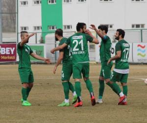 TFF 2. Lig: Sivas Belediyespor: 2  - Kastamonuspor 1966: 0