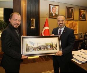 AK Parti Bilecik İl Başkanı Karabıyık'tan Bursa çıkartması
