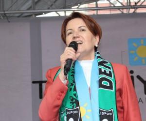 Meral Akşener, Denizli'de partisinin il binasını açtı