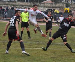 TFF 3. Lig 3. UTAŞ Uşakspor:4 Çorum Belediyespor:3