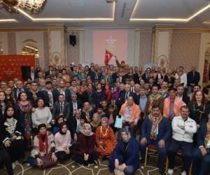Başkan Uysal'dan Yörük Türkmenlere çağrı