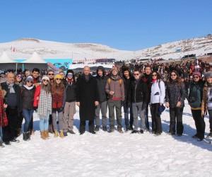 Ankara Ardahan Dernekler Federasyonu gençlere Ardahan'ı gezdirdi