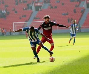 Spor Toto 1. Lig: Samsunspor: 1 - B. B. Erzurumspor: 0