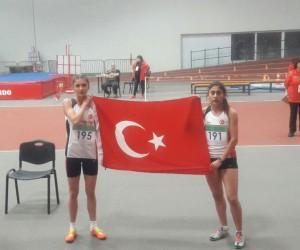 Niğdeli Atlet, Balkan 5'cisi oldu