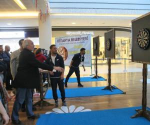 Kütahya'da yetişkin ve çocuklara yönelik turnuva