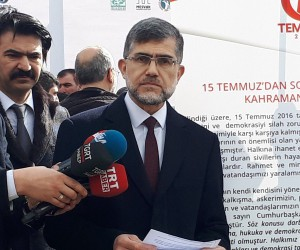 Türkiye İnsan Hakları ve Eşitlik Kurumu Başkanı Süleyman Arslan: