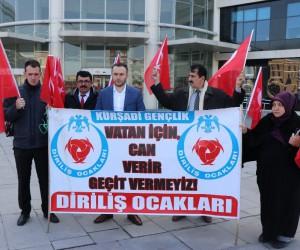Diriliş Ocaklarından HDP'ye suç duyurusu