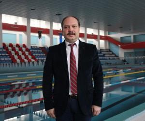 Barajı geçmek için İskenderun'da yüzecekler