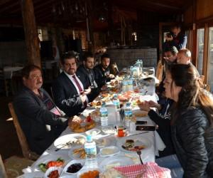 Didim'de Sami Yalçın aday adaylığını duyurdu