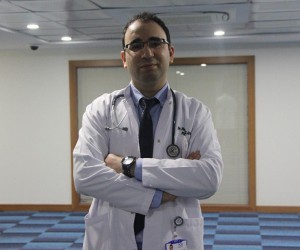Kardiyoloji Uzmanı Dr. Mahmut Arslan NCR'de göreve başladı