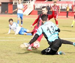 TFF 2. Lig: Kastamonuspor 1966: 1 - Tuzlaspor: 0
