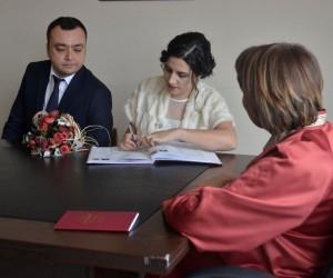 14 Şubat'ta nikah masasına oturdular