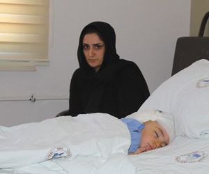 Iraklı Abdullah, 'biyonik kulak' sayesinde artık duyabilecek