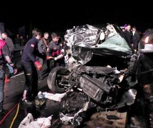Aydın'da Sevgililer Günü kana bulandı: 3 ölü, 6 yaralı