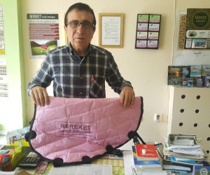 Türkiye'deki buzağı ölümlerine karşı battaniyeli çözüm