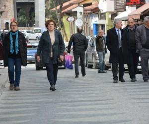 Osmangazi Belediyesi'den tarihi makyaj