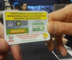 Babaeski Devlet Hastanesinden hastalara randevu magneti