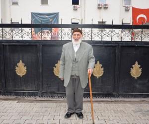 87 yaşındaki Ahmet Dede, Afrin'e gitmek istiyor