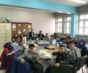 Çavdarhisar Ortaokulu Bilim Şenliği'ne 20 proje katılacak