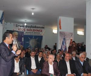 AK Parti Bismil İlçe Başkanlığına Kızılkaya atandı