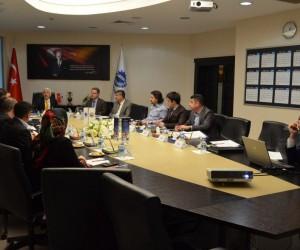 Mesleki Bilgi, Rehberlik Ve Danışmanlık Hizmetleri (MBRD) toplantısı yapıldı