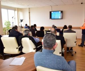 Düzce Üniversitesi'nde Afet ve Acil durum eğitimi düzenlendi
