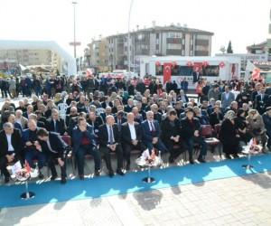 Safranbolu'da Mobil Kan Bağış Aracı törenle teslim alındı