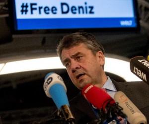 Almanya Dışişleri Bakanı Gabriel'den Deniz Yücel açıklaması