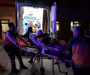 Sobadan zehirlenen çifti 112 ekipleri hayata döndürdü