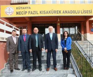 Başkan Kamil Saraçoğlu: Okumanın ve öğrenmenin yaşı yok