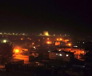 Telabyad'taki PYD/YPG terör örgütü gece boyu taciz ateşi açtı
