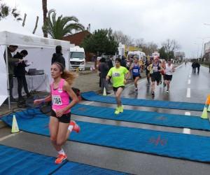 Trabzon'daki Yarı Maraton, 10 km Koşusu ve Halk Koşusu sonuçlandı