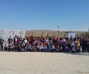 Mobil Gençlik Merkezi Silopi'de köy köy dolaşıyor