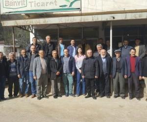 Fatsa'da çiftçiler