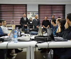 Biga'da 3B Tasarım uygulama eğitimi