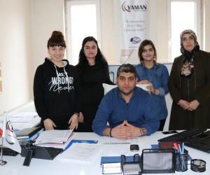 Yaman Hasar ve Sigorta'dan bölge halkına hizmet
