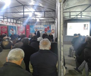 Başkan Tutal, Aktaş ve Ulukapı mahallesi sakinleri ile Hasbihal'de