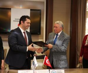 Eskişehir Osmangazi Üniversitesi ile Eskişehir İl Sağlık Müdürlüğü arasında protokol
