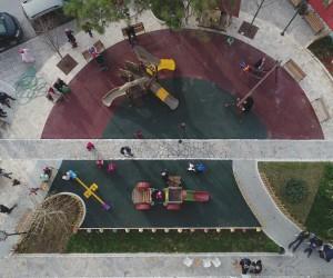 Şehzadeler'de Fahreddin Paşa Parkı açıldı