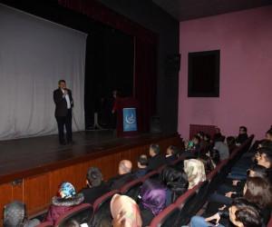 Başkan Akın, 'Alparslan Türkeş ve Ülkü Çağı Gecesi'ne katıldı