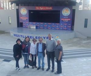 Mezitli'de Brezilya Filmleri Festivali yapılacak