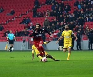 Spor Toto 1. Lig: Samsunspor: 1 - MKE Ankaragücü: 1