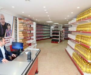 Dosteli Market Tarsus'ta